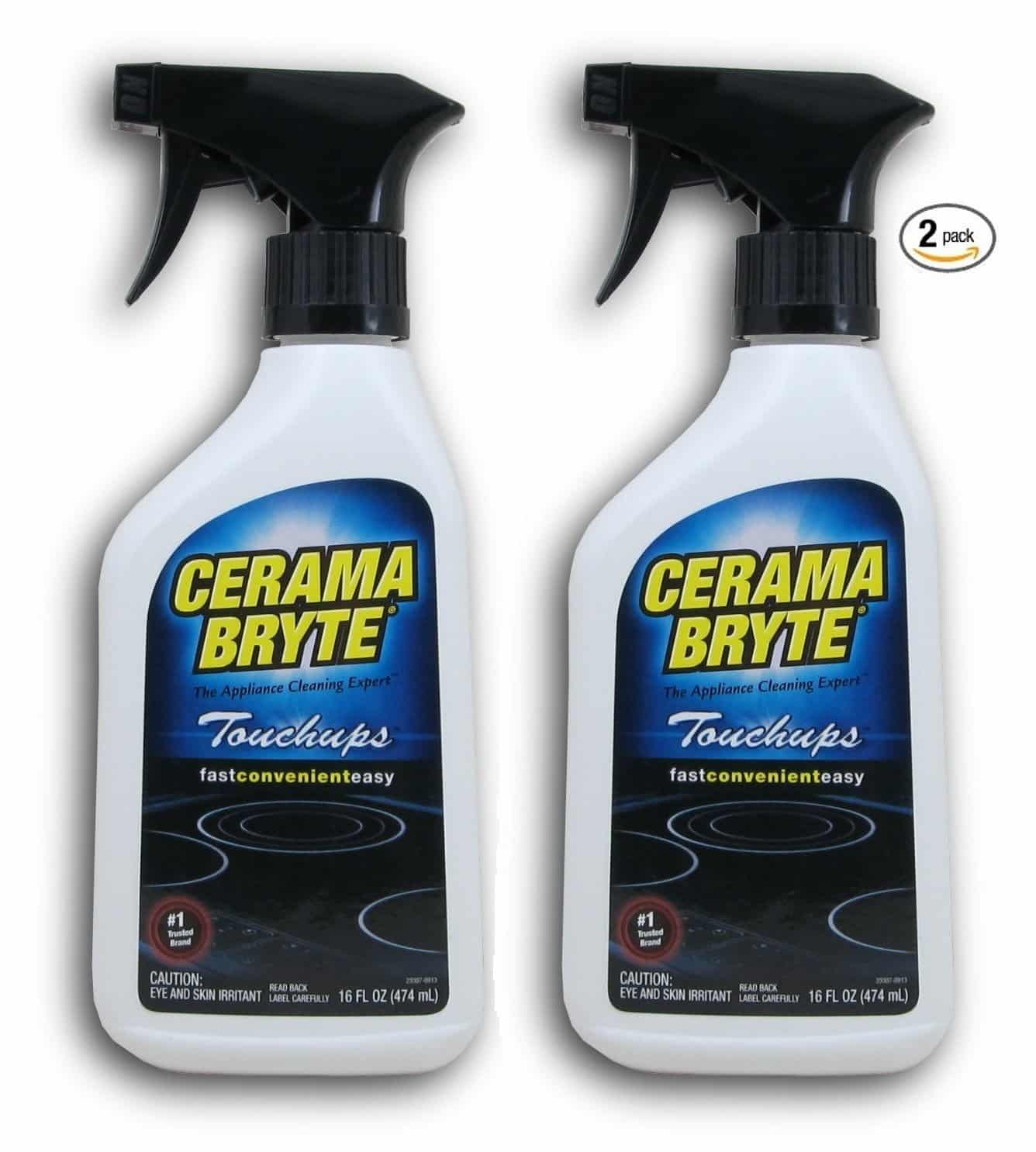 Cerama Bryte para limpar Cooktop Trigger Spray 475ml